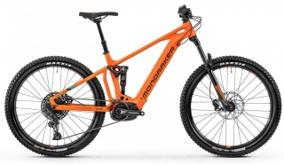 Horské kolo Mondraker Chaser 29, fox orange/black/light green, 2020