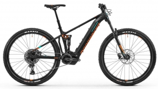 Horské kolo Mondraker Dusk R 29, black/fox orange/light green, 2020