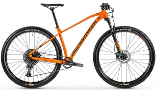 Horské kolo Mondraker Chrono 29, fox orange/black/light green, 2020