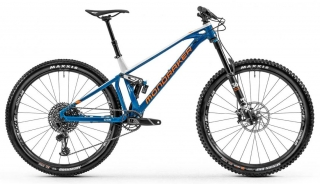Horské kolo Mondraker Foxy R 29, petrol/white/fox orange, 2020