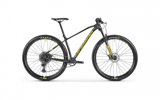 Horské kolo MONDRAKER CHRONO R 29, black / yellow / green, 2021